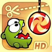 Cut the Rope HD for iPad last updated Nov 11, 2012