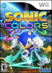 Sonic Colors for Wii last updated Jun 06, 2013