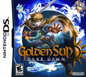 Golden Sun: Dark Dawn DS