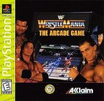 WWF WrestleMania: The Arcade Game PSX