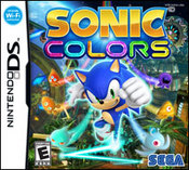 Sonic Colors DS