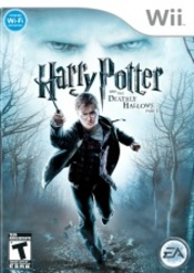 Harry Potter and the Deathly Hallows: Part 1 Wii