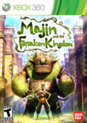 Majin and the Forsaken Kingdom Xbox 360