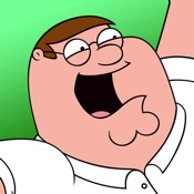 Family Guy: Time Warped iPhone