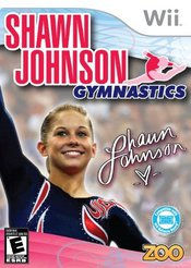 Shawn Johnson Gymnastics Wii