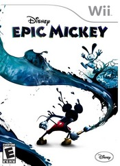 Disney Epic Mickey for Wii last updated Jan 16, 2011