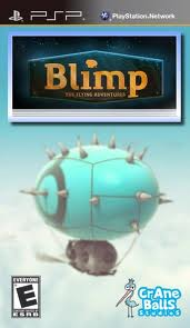Blimp: Flying Adventures PSP
