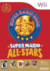 Super Mario All-Stars Limited Edition Wii