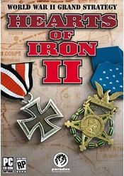 Hears of Iron II: Darkest Hour PC