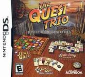 Jewel Quest Solitaire Trio DS