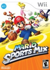 Mario Sports Mix for Wii last updated Aug 03, 2012