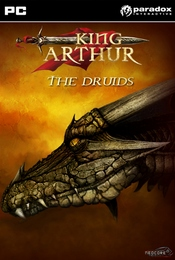 King Arthur: The Druids PC