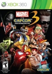 Marvel vs. Capcom 3 Xbox 360
