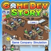 Game Dev Story iPad