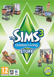 The Sims 3: Outdoor Living Stuff PC
