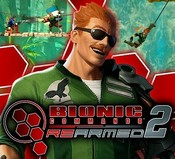 Bionic Commando Rearmed 2 PS3