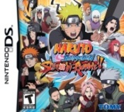 Naruto Shippuden: Shinobi Rumble DS