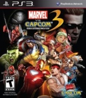 Marvel vs. Capcom 3: Fate of Two Worlds for PlayStation 3 last updated May 13, 2011