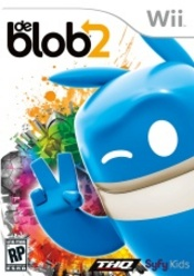 de Blob 2 for Wii last updated Apr 07, 2011