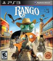 Rango: The Video Game PS3