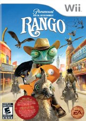 Rango: The Video Game Wii