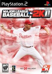 Major League Baseball 2k11 PS2