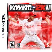 Major League Baseball 2k11 DS