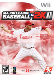 Major League Baseball 2k11 Wii