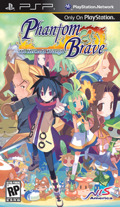 Phantom Brave: The Hermuda Triangle PSP