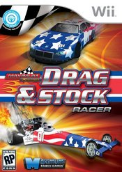 Maximum Racing: Drag and Stock Racer Wii