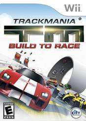 Trackmania: Build to Race Wii