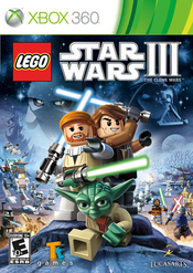 LEGO Star Wars III: The Clone Wars for Xbox 360 last updated Jul 19, 2011
