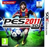 Pro Evolution Soccer 2011 3D for 3DS last updated Oct 30, 2012