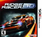 Ridge Racer 3D for 3DS last updated Jan 13, 2012