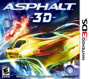 Asphalt 3D: Nitro Racing for 3DS last updated Mar 25, 2011