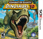 Combat of Giants: Dinosaurs 3D for 3DS last updated Aug 29, 2011