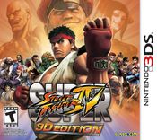 Super Street Fighter IV: 3D Edition for 3DS last updated Jan 23, 2012