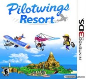 Pilotwings Resort 3DS