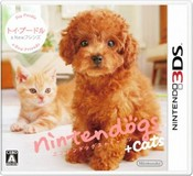 Nintendogs + Cats: Toy Poodle 3DS