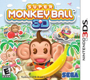Super Monkey Ball 3D for 3DS last updated Jan 23, 2012