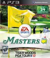 Tiger Woods PGA Tour 12: The Masters for PlayStation 3 last updated Feb 07, 2012