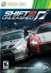 Shift 2: Unleashed Xbox 360