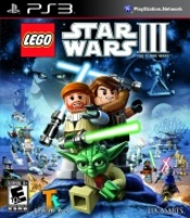LEGO Star Wars III: The Clone Wars PS3