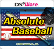 Absolute Baseball DS