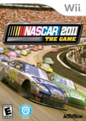 NASCAR 2011: The Game for Wii last updated Apr 07, 2011