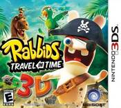 Raving Rabbids: Travel in Time 3DS