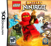 LEGO Battles: Ninjago for Nintendo DS last updated May 11, 2012