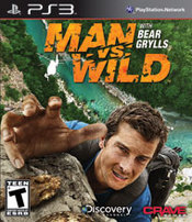 Man vs. Wild PS3
