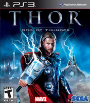 Thor: God of Thunder PS3