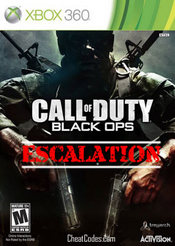 Call of Duty: Black Ops - Escalation for Xbox 360 last updated Jul 15, 2011